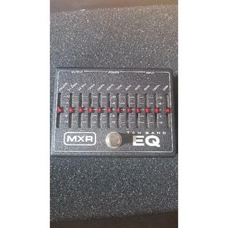 MXR M-108 10-BAND EQ(エフェクター)