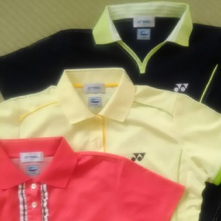 ヨネックス(YONEX)のポロシャツ(ポロシャツ)