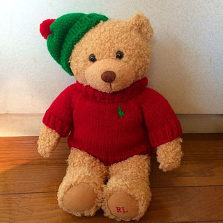 ラルフローレン(Ralph Lauren)のレア!ラルフローレン ポロベア クリスマスVer.(その他)