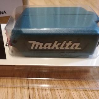 マキタ(Makita)の新品◆マキタ純正 USBアダプタADP08 10.8V CXT iPhone充電(バッテリー/充電器)