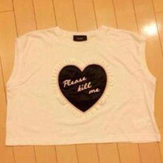 ジーヴィジーヴィ(G.V.G.V.)のgvgv tops(Tシャツ(半袖/袖なし))