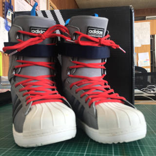 アディダス(adidas)のadidas snowboarding the superstar 27cm(ブーツ)