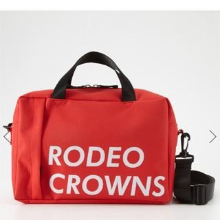 ロデオクラウンズワイドボウル(RODEO CROWNS WIDE BOWL)のロデオクラウンズ 3WAYバック(ショルダーバッグ)