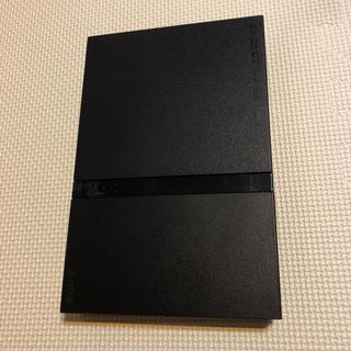 プレイステーション2(PlayStation2)のPS2 薄型 ジャンク(家庭用ゲーム本体)