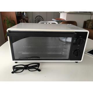 ムジルシリョウヒン(MUJI (無印良品))の無印良品 オーブントースター(調理機器)