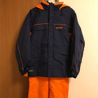 スキーウェア 上下&グローブセット 150[美品](その他)