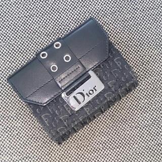 クリスチャンディオール(Christian Dior)のクリスチャン・ディオール折り畳み財布(折り財布)