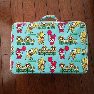 スイマー(SWIMMER)のSWIMMER  レトロデザイン  スーツケース(スーツケース/キャリーバッグ)