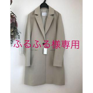 アンレリッシュ(UNRELISH)のふるふる様専用  40%OFF☆新品未使用 UNRELISH スプリングコート(チェスターコート)