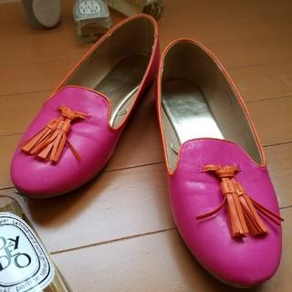 オリエンタルトラフィック(ORiental TRaffic)のタッセルパンプス(ローファー/革靴)