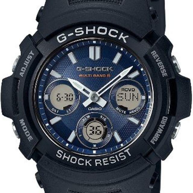 CASIO(カシオ)のCASIO  G-SHOCK 電波 ソーラー メンズ マルチバンド6 メンズの時計(ラバーベルト)の商品写真