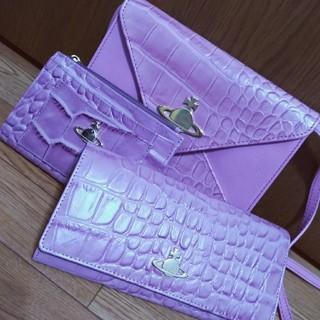 ヴィヴィアンウエストウッド(Vivienne Westwood)のお取り置き中 20000円新品未使用 Beaufort 長財布(財布)