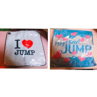 ヘイセイジャンプ(Hey! Say! JUMP)の【未使用・未開封】Hey!Say!JUMP タオル(アイドルグッズ)