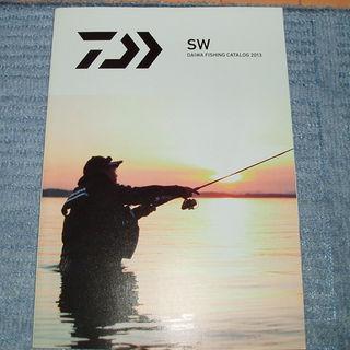 ダイワ(DAIWA)のDAIWA SWフィッシングカタログ2013(その他)