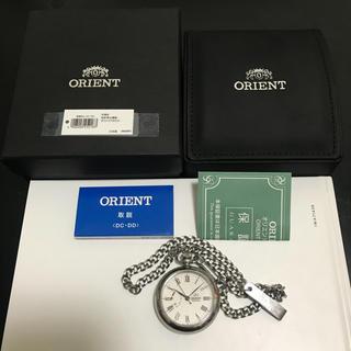 オリエント(ORIENT)のつんつん様専用 オリエント 懐中時計(その他)
