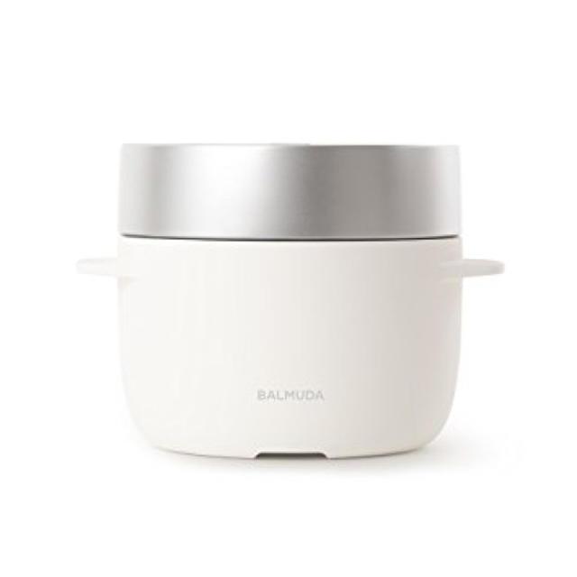 BALMUDA(バルミューダ)の【ダイロード様専用】BALMUDA 炊飯器 スマホ/家電/カメラの調理家電(炊飯器)の商品写真