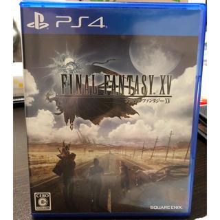 プレイステーション4(PlayStation4)のファイナルファンタジー15(その他)
