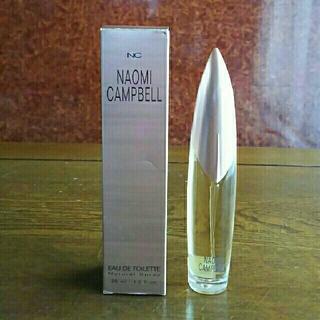 ナオミキャンベル(Naomi Campbell)のナオミ・キャンベルコロン(香水(女性用))