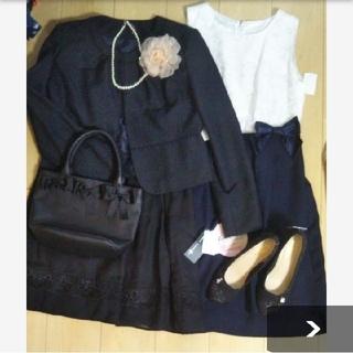 【13号】3点セット フォーマルスーツ ジャケット&スカート&ワンピース(スーツ)