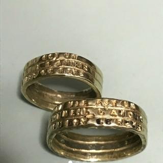 アッシュペーフランス(H.P.FRANCE)の【セナ様専用】セルジュトラヴァル リング (リング(指輪))