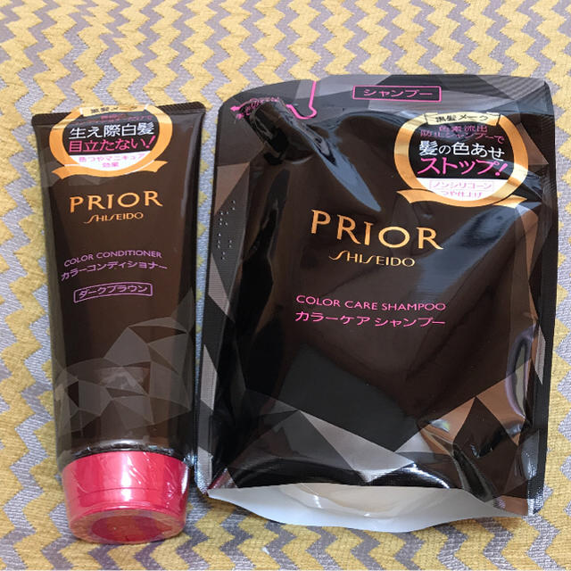 PRIOR(プリオール)のプリオール  カラーコンディショナー  シャンプー コスメ/美容のヘアケア/スタイリング(シャンプー)の商品写真