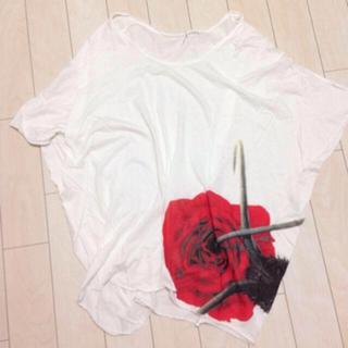 ヘルムートラング(HELMUT LANG)のヘルムートラング★Tシャツ美品(Tシャツ(半袖/袖なし))