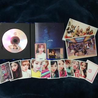 ウェストトゥワイス(Waste(twice))のSIGNAL モモ CD+トレカ(K-POP/アジア)