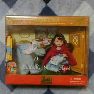 バービー(Barbie)の【新品未開封】Barbie KellyClub  あかずきんちゃん(ぬいぐるみ/人形)