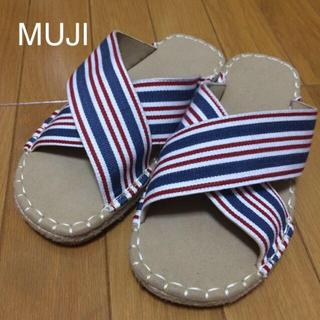 ムジルシリョウヒン(MUJI (無印良品))のメンズ サンダル 無印良品(サンダル)