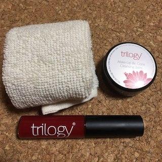 トリロジー(trilogy)のトリロジー  クレンジングバーム&リップグロス(コフレ/メイクアップセット)