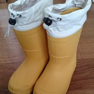 ムジルシリョウヒン(MUJI (無印良品))の無印良品 長靴 レインブーツ 20-21(長靴/レインシューズ)