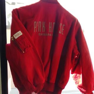 ピンクハウス(PINK HOUSE)のピンクハウス、ブルゾン(お値下げ❤)(ブルゾン)