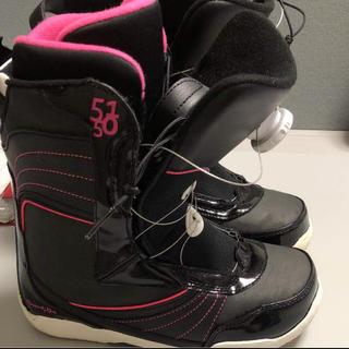 ファイブアンドテンカルテル(5&10CARTEL)のfifty one fifty  ブーツ  スノボー  スノーブーツ(ブーツ)