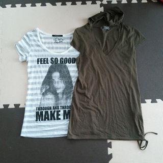 Tシャツ 2枚セット