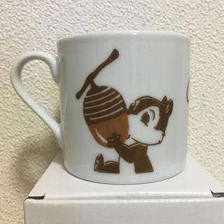 チップアンドデール(チップ&デール)のディズニーストア Fantamiliar チップ&デール マグカップ 非売品(グラス/カップ)