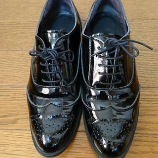 ビューティアンドユースユナイテッドアローズ(BEAUTY&YOUTH UNITED ARROWS)のエナメルの靴(その他)