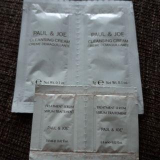 ポールアンドジョー(PAUL & JOE)のポールジョースキンケアセット☆(美容液)