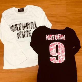ナチュラルナイン(NATURAL NINE)のナチュラルナイン ロンT2枚(Tシャツ/カットソー(七分/長袖))