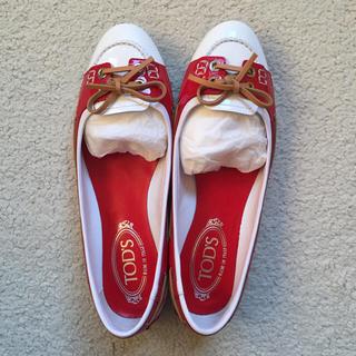 トッズ(TOD'S)のTOD'S トッズ  フラットシューズ  ローファー 靴(ローファー/革靴)