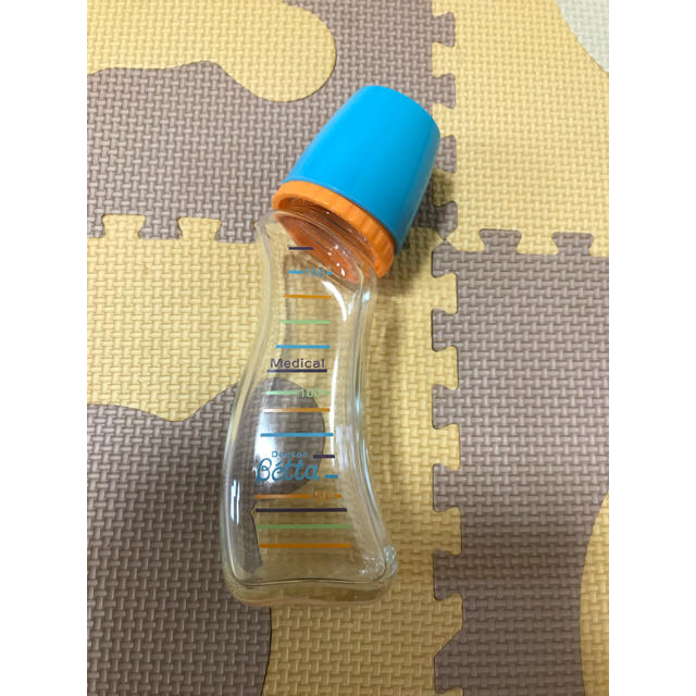 VETTA(ベッタ)の☆美品☆betta 哺乳瓶  キッズ/ベビー/マタニティの授乳/お食事用品(哺乳ビン)の商品写真