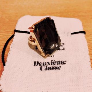 ドゥーズィエムクラス(DEUXIEME CLASSE)のドゥーズィエムクラス ビジューリング(リング(指輪))