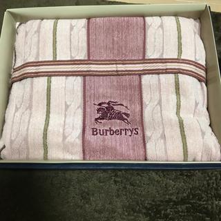バーバリー(BURBERRY)のBURBERRY タオルケット(タオルケット)