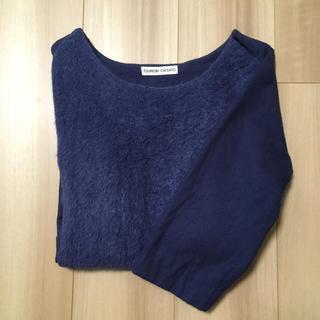 ツモリチサト(TSUMORI CHISATO)の上品 ニット(ニット/セーター)
