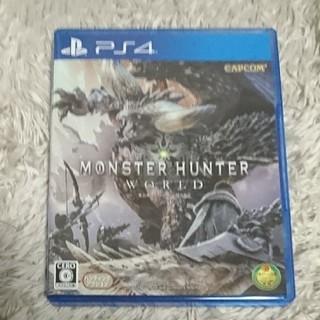 プレイステーション4(PlayStation4)のモンスターハンターワールド(その他)