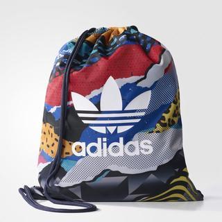 アディダス(adidas)の【新品・即納OK】adidas オリジナルス ナップサック ジムサック CAMO(リュック/バックパック)