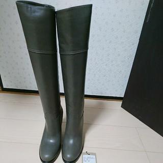 プラージュ(Plage)のplageプラージュ購入pellicoペリーコ★ロングブーツ36.5(ブーツ)
