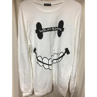 ミルクボーイ(MILKBOY)のミルクボーイ(^-^)ロングTシャツ(Tシャツ/カットソー(七分/長袖))