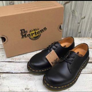 ドクターマーチン(Dr.Martens)の新品タグ付き★ ドクターマーチン3ホールDr.Martensギブソン 1461(ローファー/革靴)
