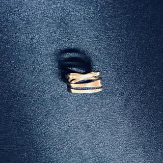 アガット(agete)のアガット ピンキーリング 5号(リング(指輪))