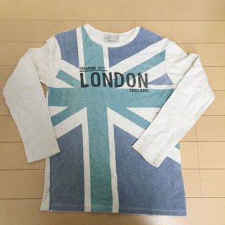 ザラ(ZARA)のロングTシャツ(140)(その他)